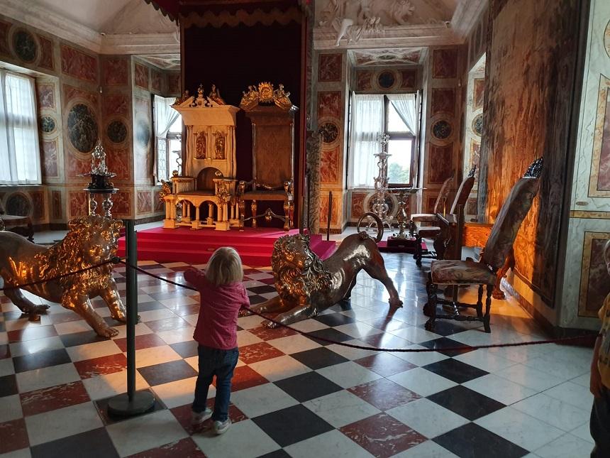 Rosenborg Slot Denemarken