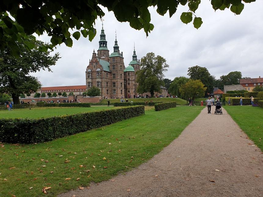 Rosenborg Slot in Kopenhagen