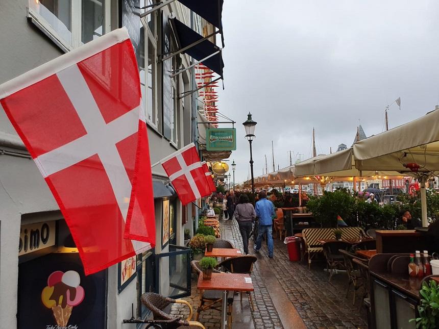 Weekend naar Kopenhagen Nyhavn