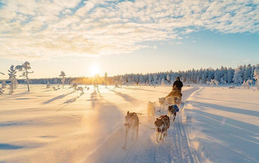 betaalbaar naar Lapland