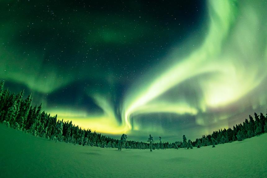 magisch Noorderlicht