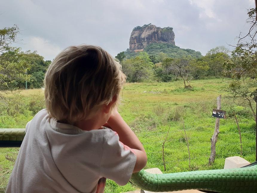 Sigiriya: De Leeuwenrots van Sri Lanka