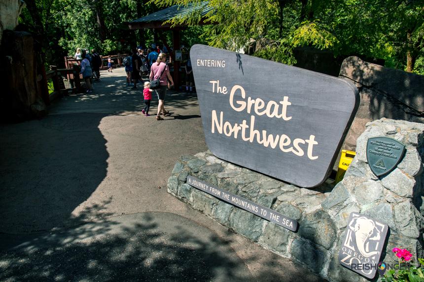The Great Northwest - Oregon Zoo