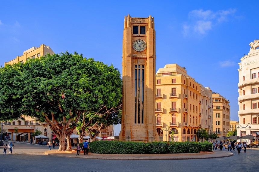 Beiroet in Libanon