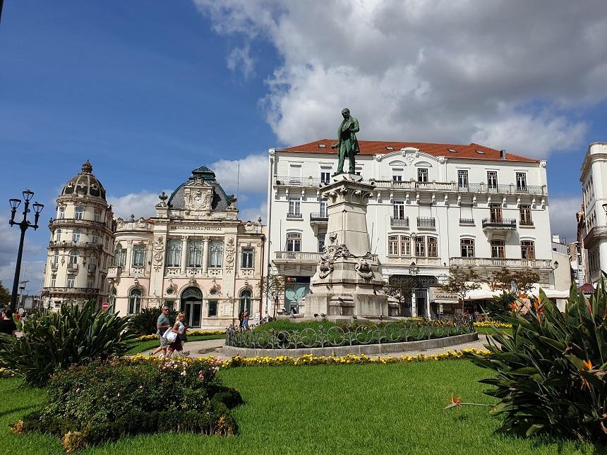 Centrum van Coimbra