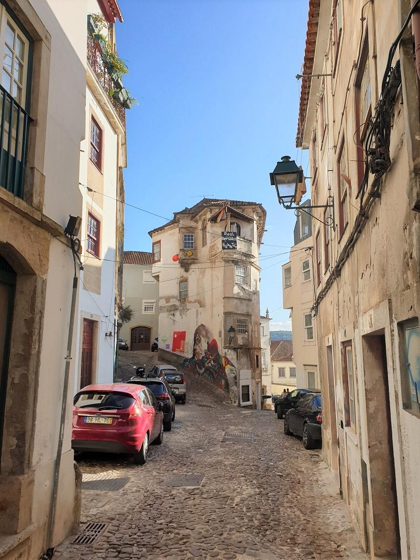 Coimbra streets