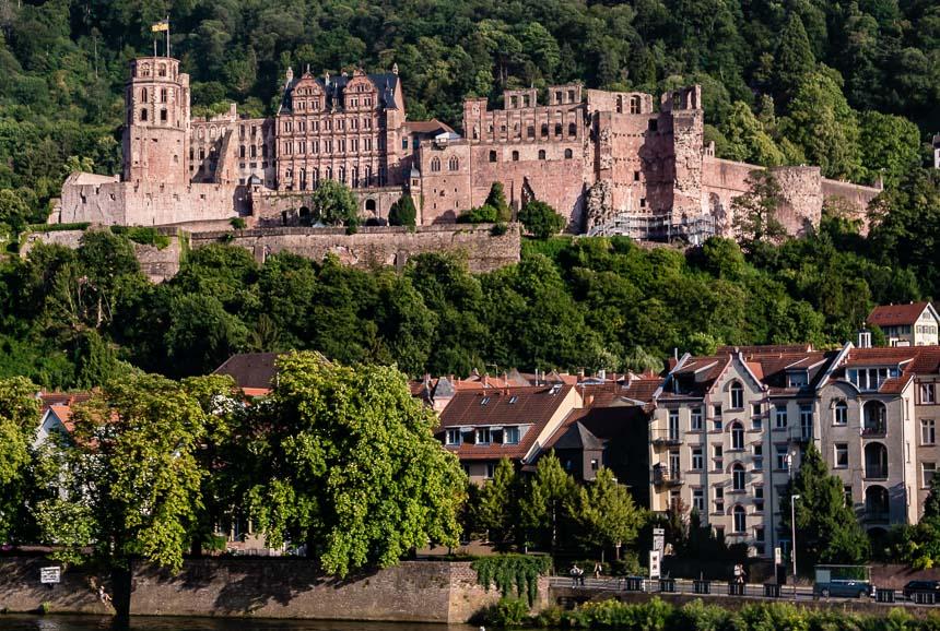 Het Heidelberger Schloss