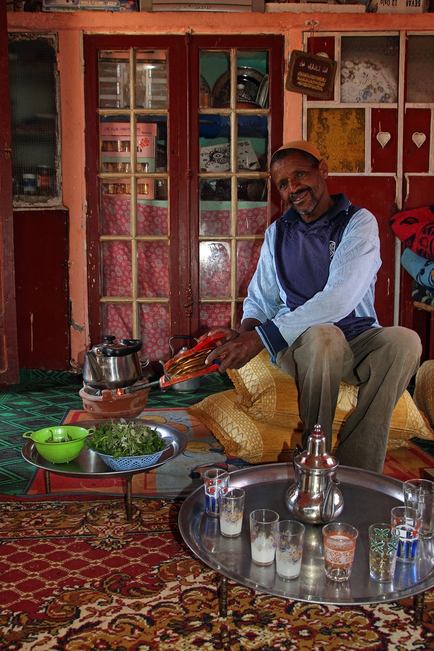 Marokkaanse cultuur en gastvrijheid