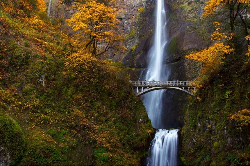 Multnomah Falls Amerika