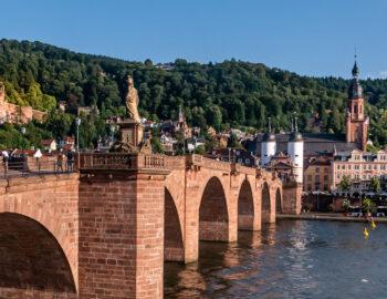 Alles klopt in Heidelberg