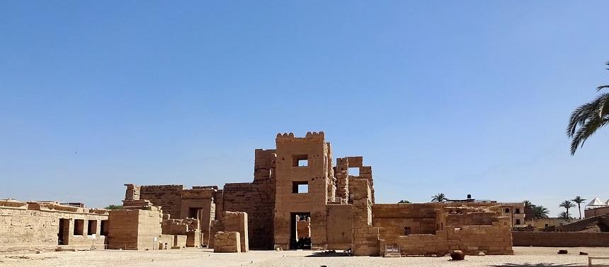 Reizen naar Egypte Luxor