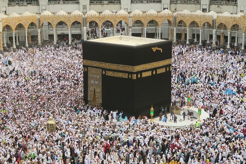 Reizen naar Saoedi-Arabië Mekka