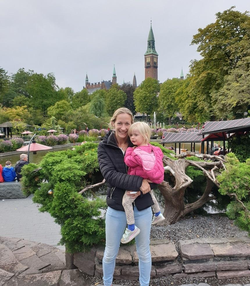 Tivoli Gardens Denemarken