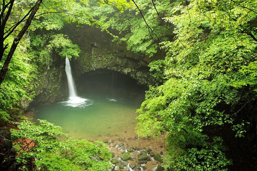 Watervallen Bidulginang