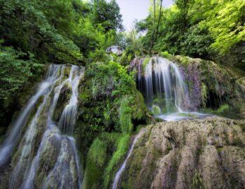 Vijf verborgen watervallen