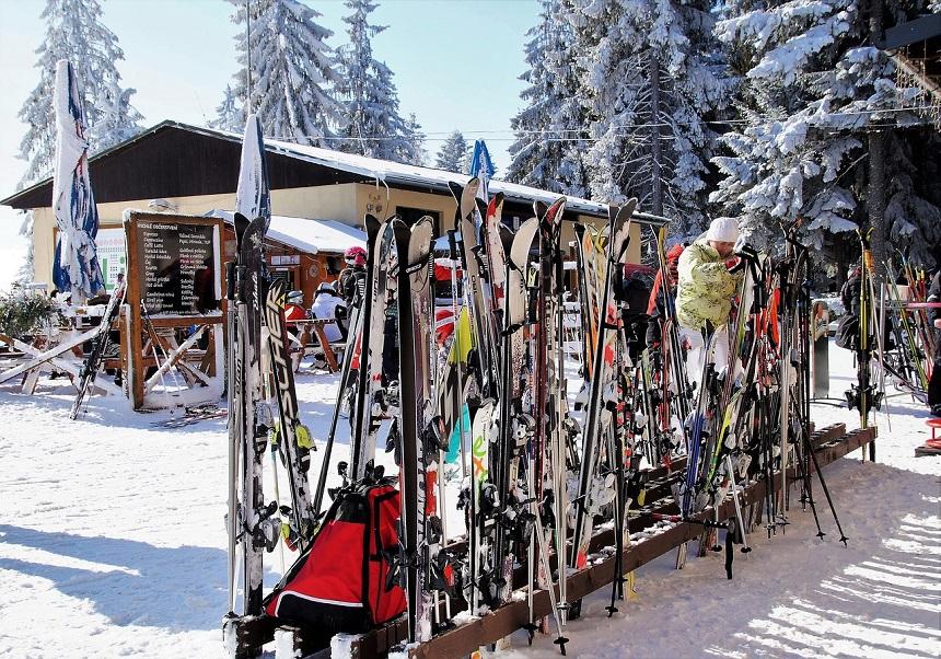 apres-skiën in Oostenrijk