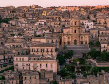 Bezoek het zuiden van Sicilië