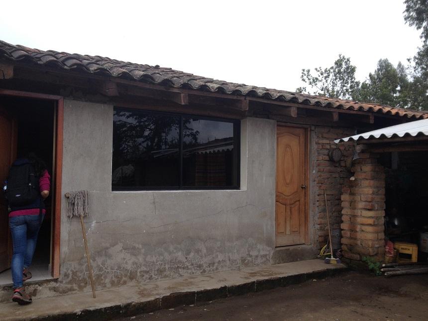 homestay Runa Tupari Ecuador