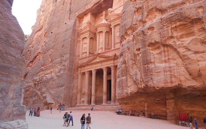 jordanie-petra-schatkamer