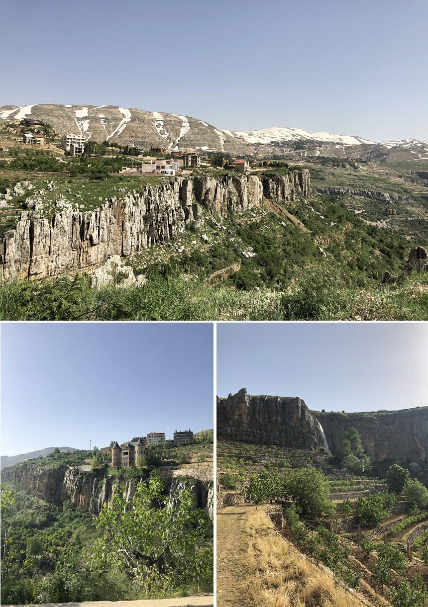 reizen naar libanon faraya