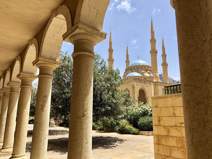 libanon mohammad al amin moskee
