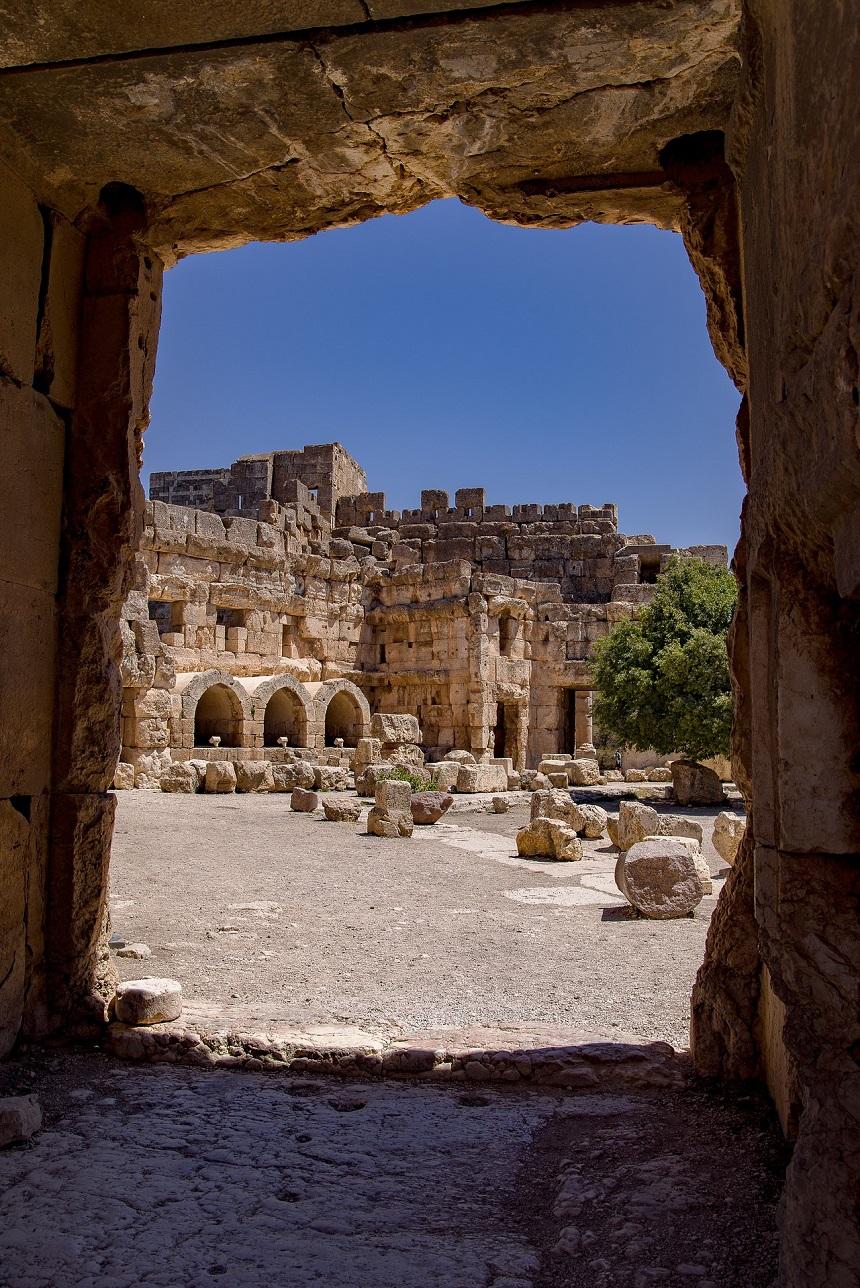 reizen naar Libanon Baalbek