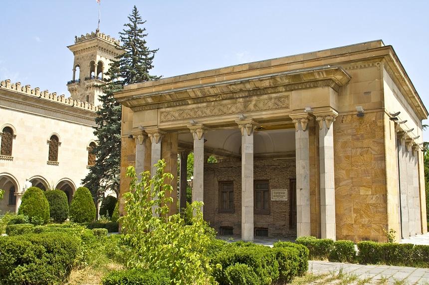 Stalin Museum Georgië rondreis