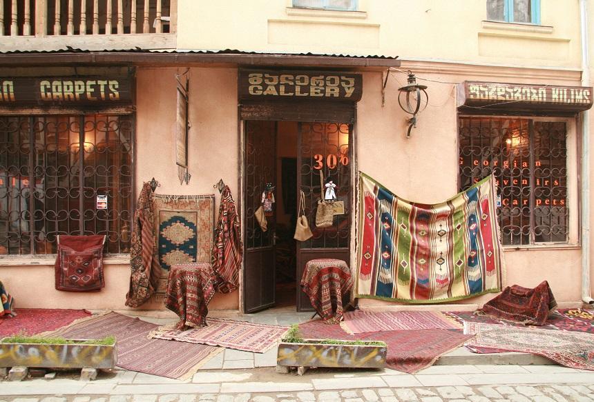 Tapijtenwinkel Tbilisi