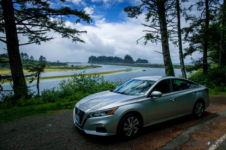 Huur een auto voor een roadtrip door Washington State
