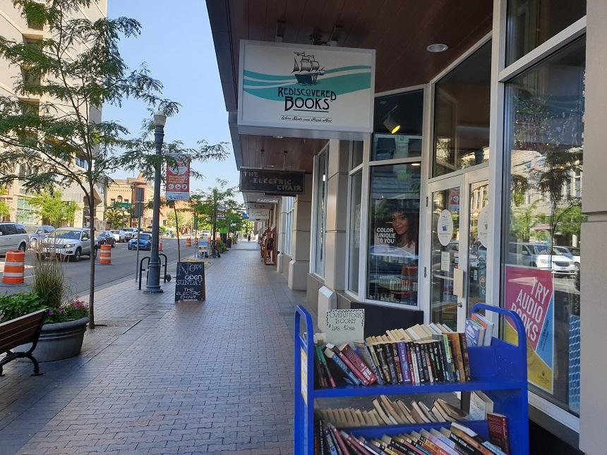 Boise shops