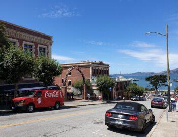 Smullen in San Francisco