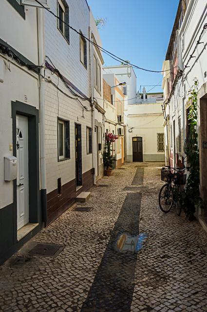 De straatjes van Olhao