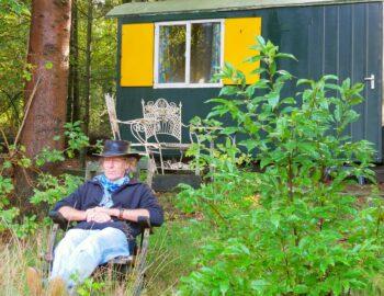 Op avontuur in eigen land – slapen in de wildernis