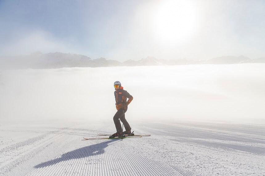 Fantastische skicondities op en naast de pisten in Livigno
