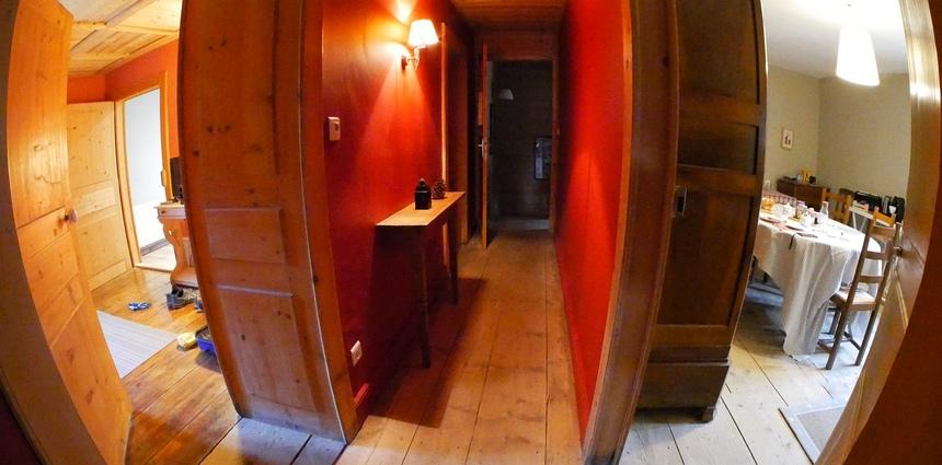 La Martenie is een goed voorbeeld van de knusse sfeer in de Jura!