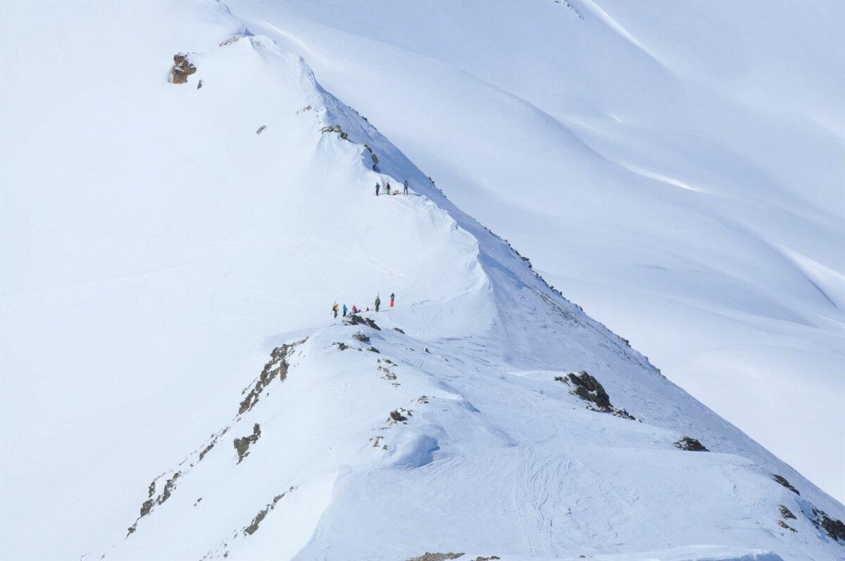 Livigno bij uitstek de plek om te kunnen skitouren en freeriden