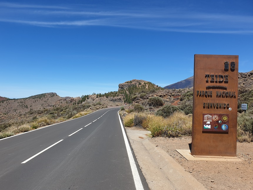 National Park Teide Tenerife