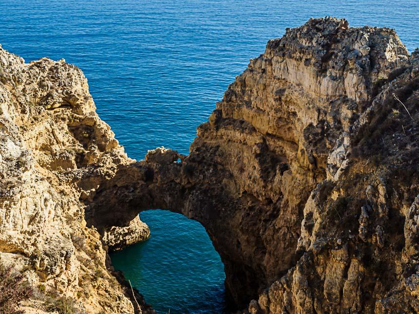 Ponta de Piedade, een van de meest gefotografeerde onderwerpen in de Algarve