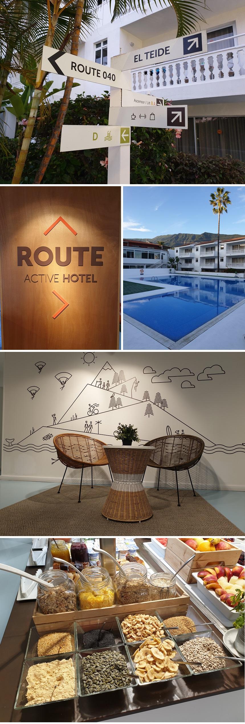 Route Active Hotel Tenerife
