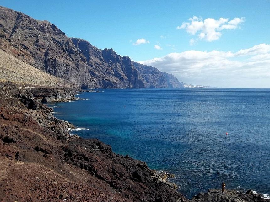 Landschap van Tenerife