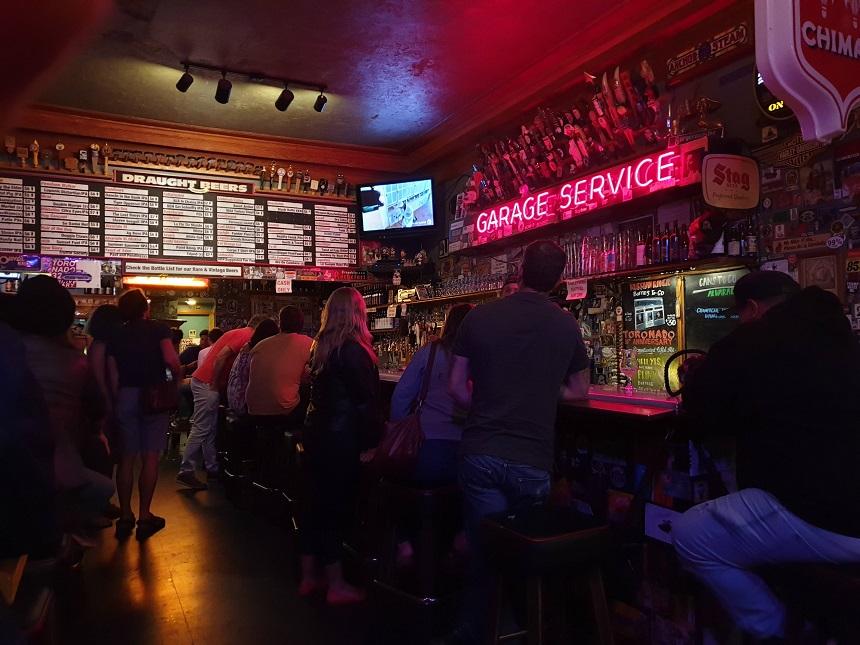 Ruime keuze aan bier in Toronado