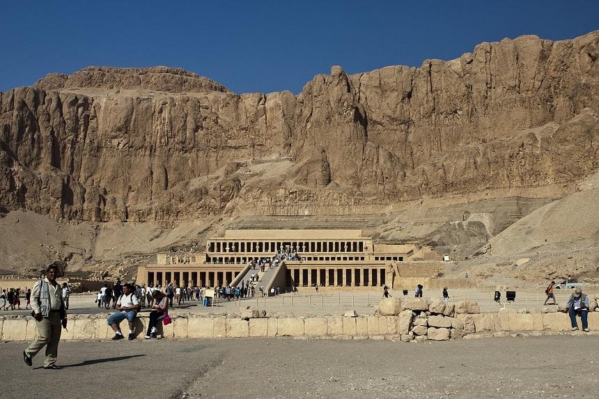 Vallei der Koningen Egypte