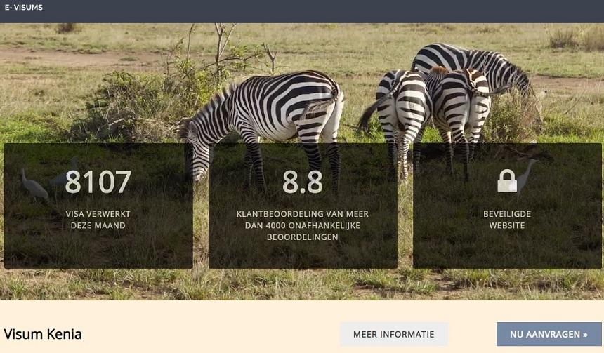 e-visums Kenia