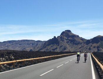 Fietsen op Tenerife en de Teide
