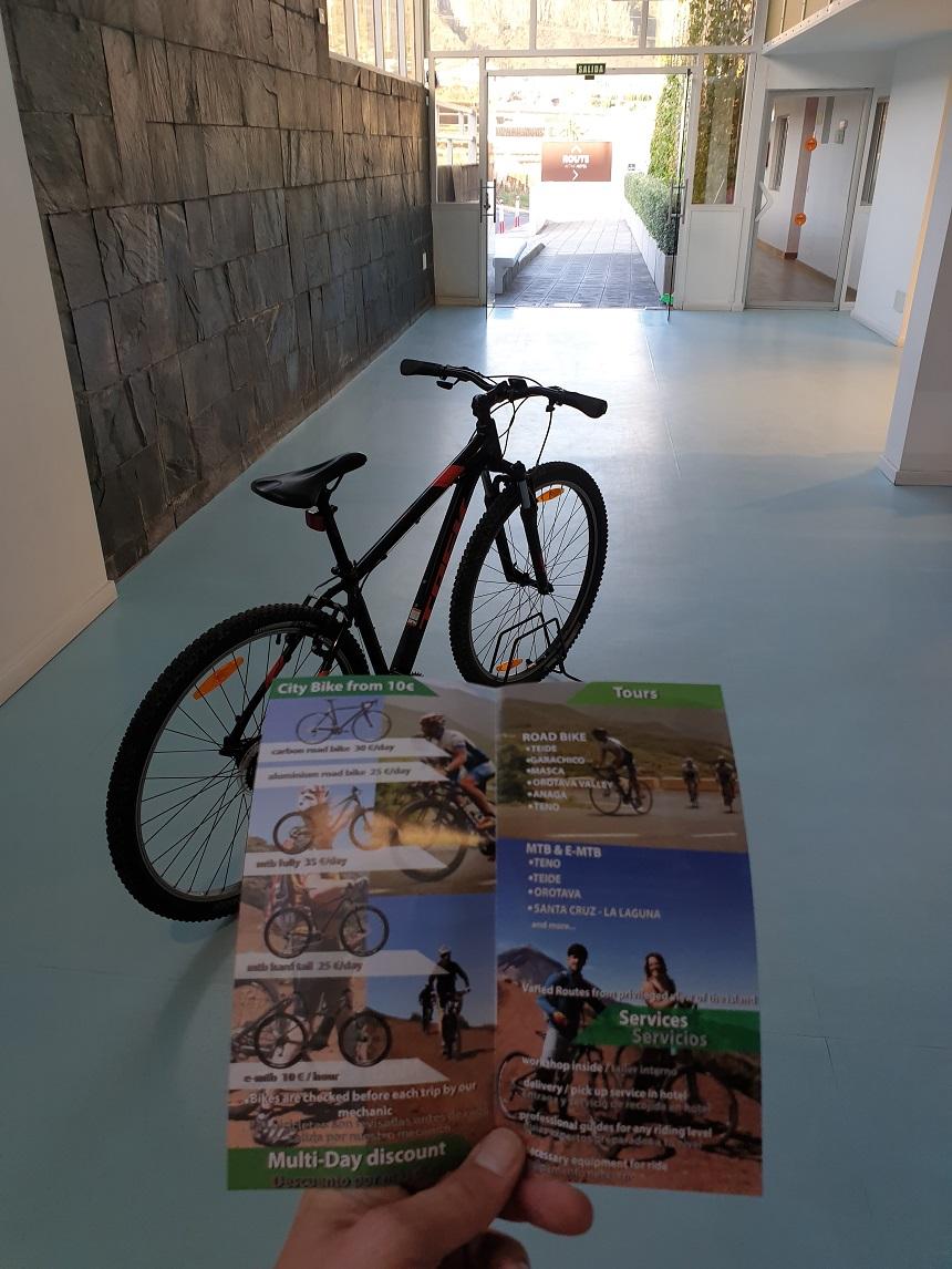 fietsverhuur Tenerife