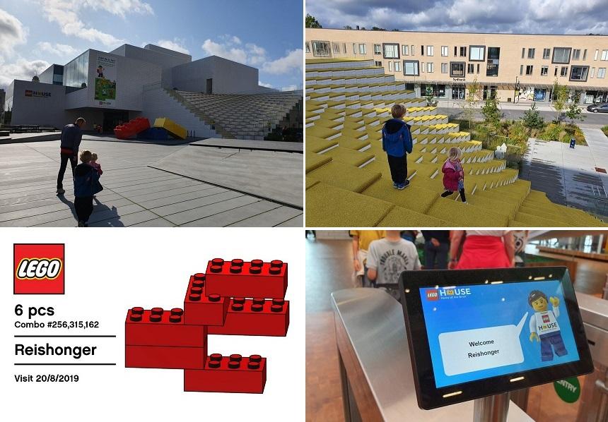 LEGO HOUSE - ooit 25 miljoen blokjes Lego bij elkaar gezien?