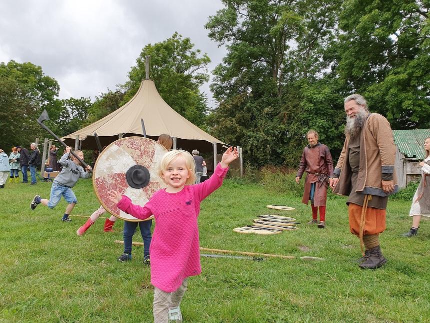 Vikinggevecht - Land of Legends - Denemarken