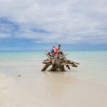 Zandbank Malediven