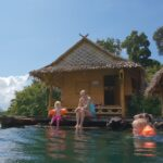 Khao Sok National Park: Slaap in floating bungalows