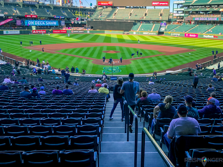 De Seattle Mariners gaan voor de homeruns op het honkbalveld